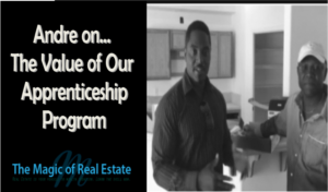 Real Estate Apprenticeship