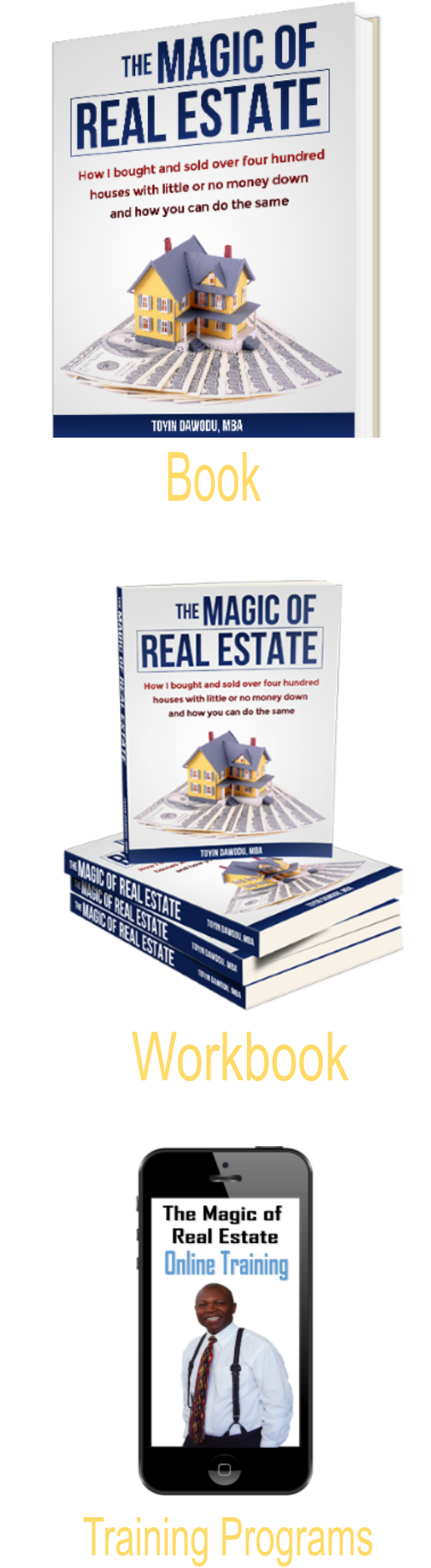 The Magic of Real Estate Training Products